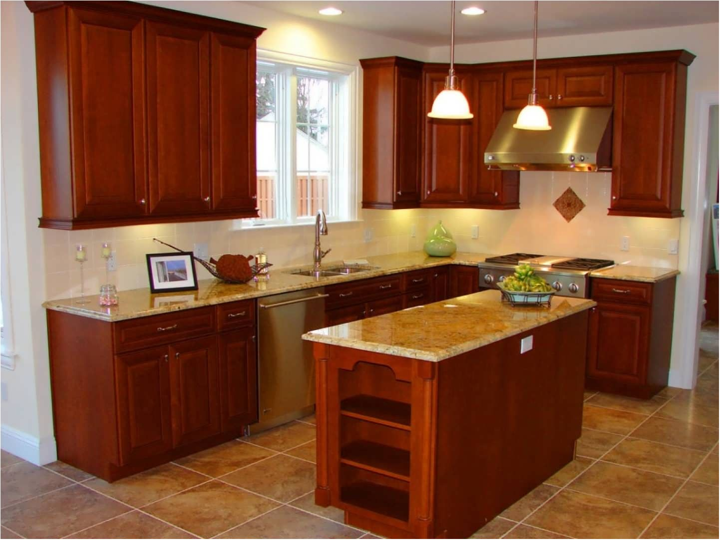 Deliver Gorgeous Aesthetics in Your Kitchen With Granite Worktop
