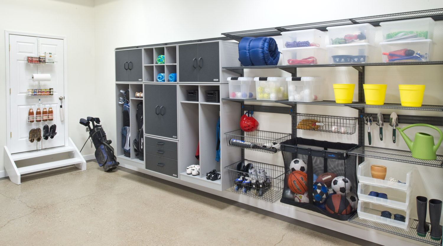 Four Great Reasons to Take Back Your Garage and Banish Clutter with a Custom Garage Makeover