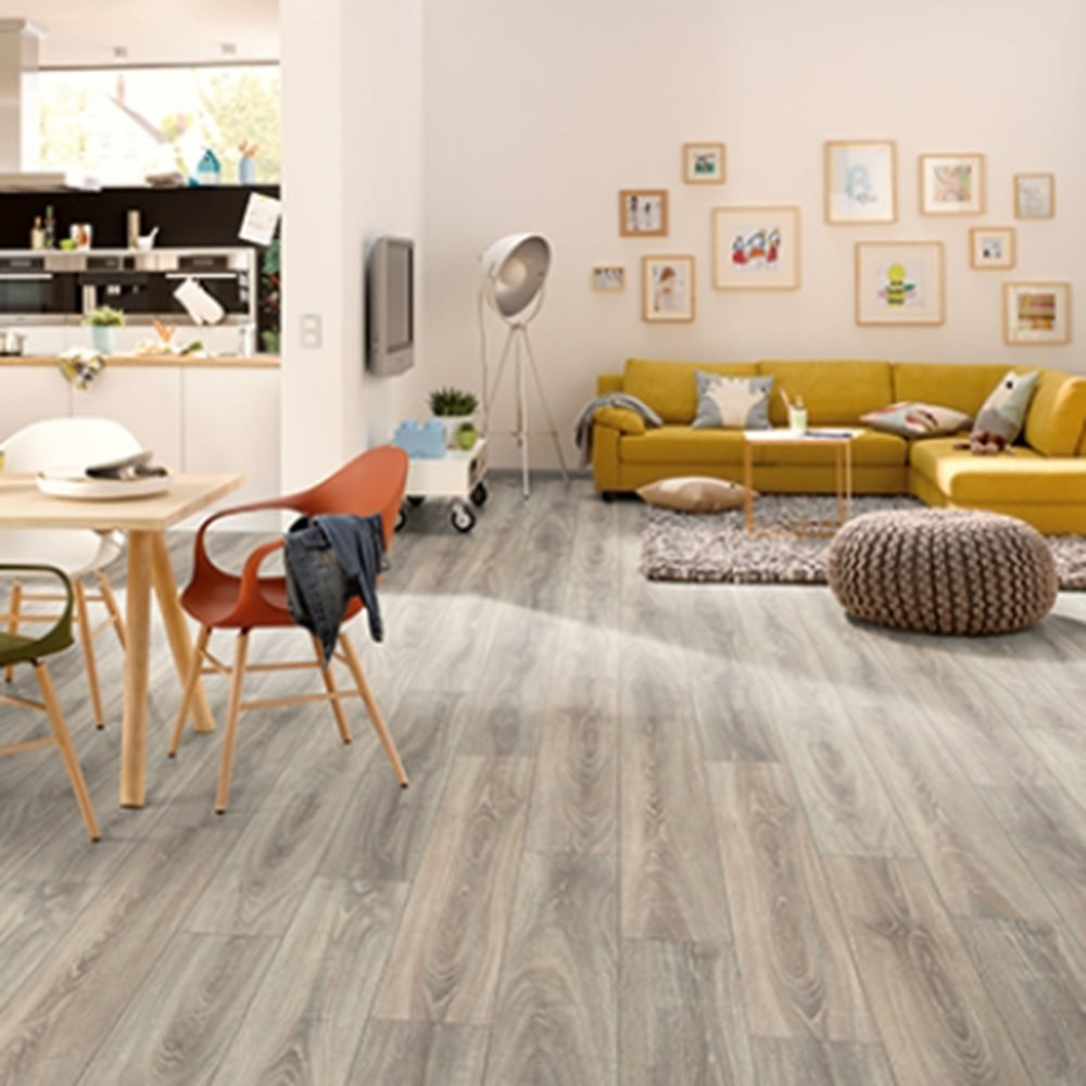 Vinyl Floor- To Create a New Type of Interior